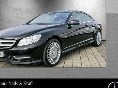 gebraucht Mercedes CL500 4MATIC BlueEFFICIENCY (Sportpaket Navi Xenon Leder