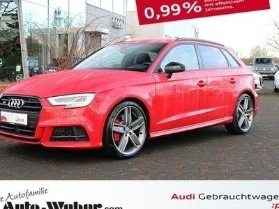 gebraucht Audi S3 Sportback 2.0 TFSI quattro S tronic