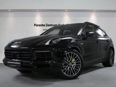gebraucht Porsche Cayenne E-Hybrid Luftfd Abstand Bose 21-Spyder