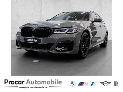 gebraucht BMW 540 d xDrive M SPORT ASSISTENZ LASER