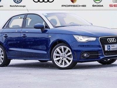 gebraucht Audi A1 Sportback 1.4TFSI S-Trc Ambit Xen Climatr PDC Sit