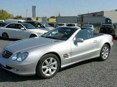 gebraucht Mercedes SL350 Automatik