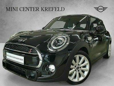 gebraucht Mini Cooper S Chili Automatik DKG Navi LED PDC als Limousine in Krefeld