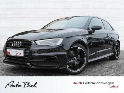 gebraucht Audi A3 S line 2.0TDI qu. Navi LED SitzHZG EPH