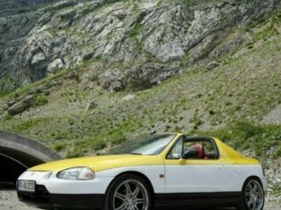 gebraucht Honda CR-X Del Sol 1,6i. TÜV bis 10.2022