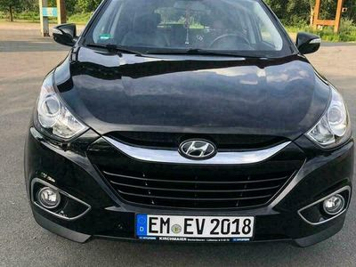 gebraucht Hyundai ix35