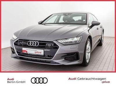 gebraucht Audi A7 50 TDI qu.tiptr. LED NAVI