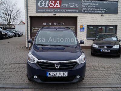 gebraucht Dacia Lodgy Laureate 1.HAND/KLIMA/ABS/ESP/TEMPOMAT/FH