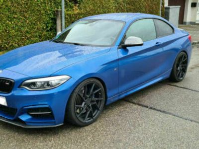 gebraucht BMW M240 Coupe, 8-Gang Automatik, Schaltwippen