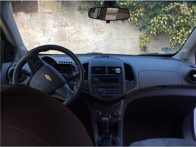 gebraucht Chevrolet Aveo 1.2 LS