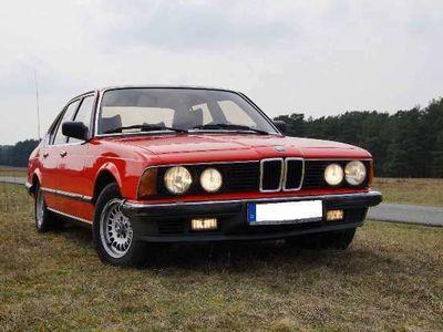 gebraucht BMW 745L mit 4-Gang Automatik