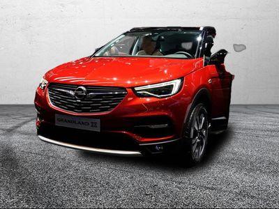 gebraucht Opel Grandland X Innovation 1.2 turbo AT8 130 Klim...