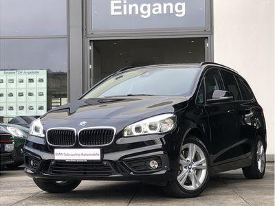 gebraucht BMW 220 Gran Tourer 2er d Advantage