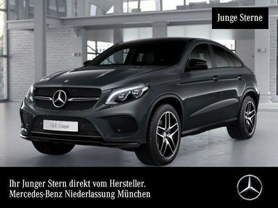 gebraucht Mercedes GLE350 Cp. d 4M AMG Pano Harman ILS LED AHK Night