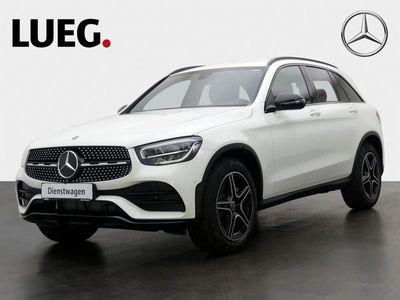 gebraucht Mercedes 200 GLC4M AMG