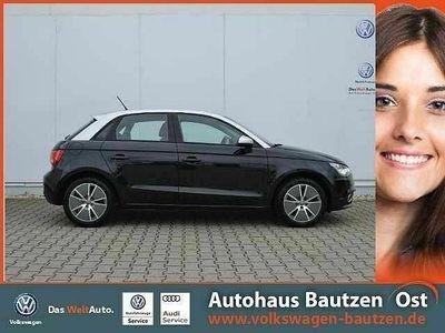 gebraucht Audi A1 Sportback 1.2 TFSI AMBITION/STYLE-PAKET/XENON als Kleinwagen in Bautzen
