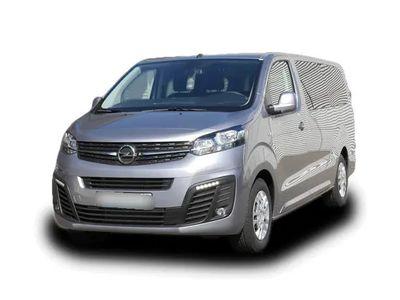 gebraucht Opel Zafira Life Selection L 1.5 D KLIMA PDC NAVI EU6