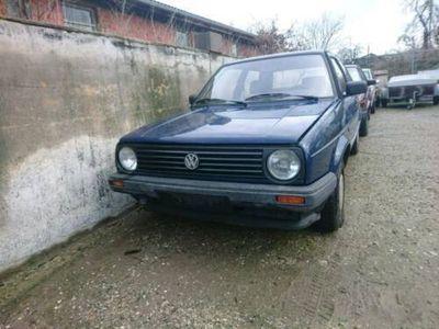 gebraucht VW Golf II 1.3 nz cl unverbastelt