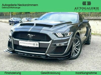 gebraucht Ford Mustang 2.3 Eco Boost Schalter / Premiumpacket