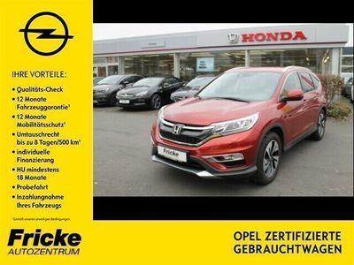 gebraucht Honda CR-V Lifestyle Navi/Bi-Xen/DAB/AHK/Rückfahrkamera