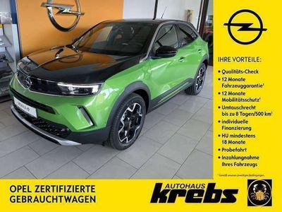 gebraucht Opel Mokka-e Ultimate Elektroantrieb - VOLLAUSSTATTUNG