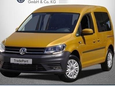 gebraucht VW Caddy Trendline 2.0 TDI NAV SHZ R-KAM