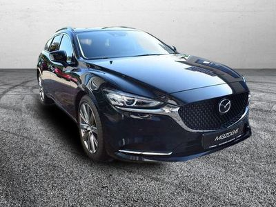 gebraucht Mazda 6 2.0 165PS 6AG Facelift Sports-Line Bose Matrix-LED Navi 360° Monitor uvm.