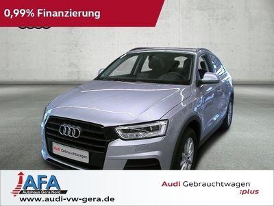 gebraucht Audi Q3 1,4 TFSI LED*Navi*AHK*Opt.Schwarz