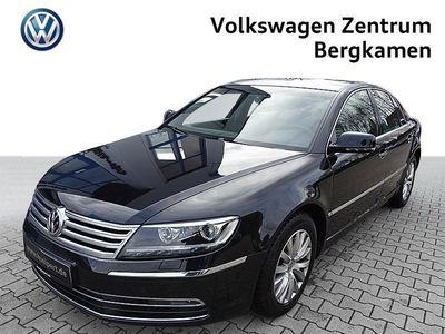 gebraucht VW Phaeton V6 TDI LUFT/XENON/Navi/Leder/ALU