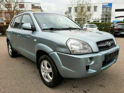 """gebraucht Hyundai Tucson 2.7 GLS """"Benzin/Flüssiggas"""""""