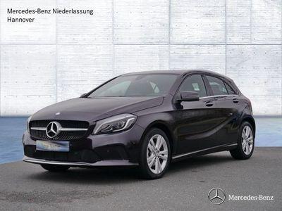 gebraucht Mercedes A200 d
