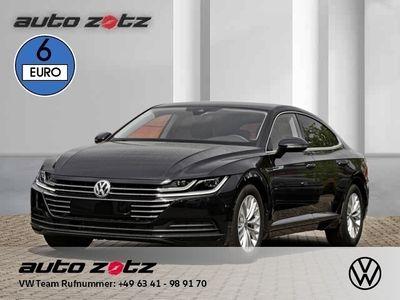 gebraucht VW Arteon 2.0 TDI DSG Navi LED (Xenon Klima Einparkhilfe el.