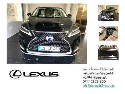 gebraucht Lexus RX450h RX 450hLuxury Line Modell2020/Alle Extras./AppleCa