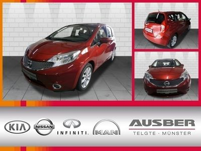 used Nissan Note 1.5 dCi Tekna