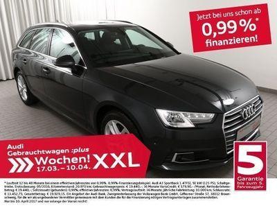 gebraucht Audi A4 Avant 2.0TDi Sport/NAV+/Assistenz/VC (Navi Xenon E