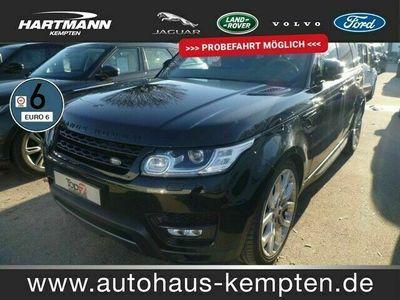 gebraucht Land Rover Range Rover Sport 5.0 HSE Dynamic EURO 6 Navi