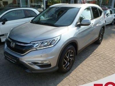 gebraucht Honda CR-V 1.6 Elegance Plus*SITZH.*KAMERA*BT*KLIMA-AT