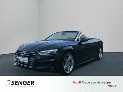 gebraucht Audi A5 Cabriolet Sport 3.0 TDI quattro S line Kamera Fahrzeuge kaufen und verkaufen