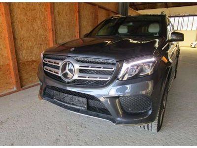 gebraucht Mercedes GLS350 4M AMG 9G 360° Designo Porzellan Navi Pano