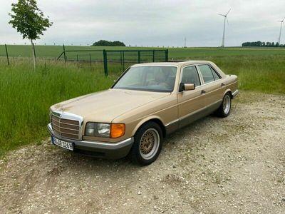 gebraucht Mercedes 380 H-Zulassung !!!NOTVERKAUF!!!