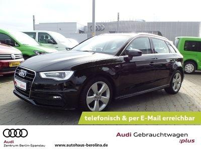 gebraucht Audi A3 Sportback 2.0 TDI qu. S line *PANO*NAVI+*