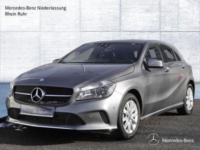 gebraucht Mercedes A180 d Style