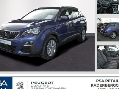 gebraucht Peugeot 3008 active BlueHDi 130 Fahrschulfahrzeug Stop + Start