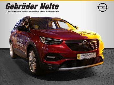 gebraucht Opel Grandland X Ultimate Plug-In-Hybrid 4 LED ACC