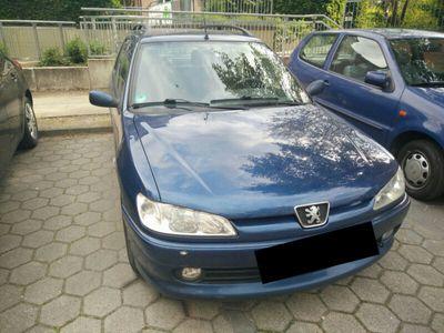 used Peugeot 306 Baujahr 2001
