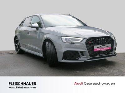 gebraucht Audi RS3 Sportback 2.5 TFSI quattro Leder Schiebedach