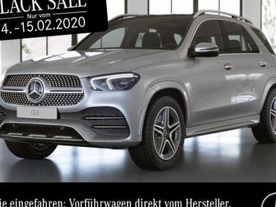 gebraucht Mercedes GLE400 d 4M AMG WideScreen 360° Pano