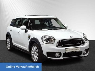 gebraucht Mini Cooper S Countryman E ALL4 18''LM Pano LED HUD