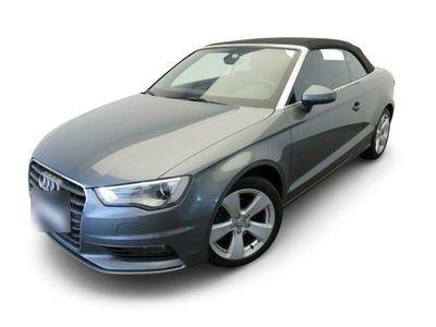 gebraucht Audi A3 Cabriolet AMBITION 1.6TDI 110PS.NAVI.XENON.AK