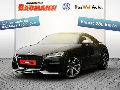 gebraucht Audi TT RS Coupé Coupe 2.5 TFSI quattro NAVI LED EU6 B&O